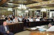 أعضاء مجلس محافظة دمشق يطالبون بمعالجة ارتفاع أسعار المواد الغذائية وتأمين الأدوية للمراكز الصحية