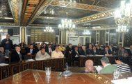 مجلس محافظة دمشق يطالب بتخفيض ضريبة الدخل على الرواتب وتحسين واقع النقل وإزالة البسطات المخالفة