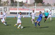 المحافظة يتعادل مع الوحدة في الدوري الممتاز بكرة القدم
