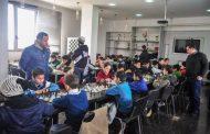 تقييم الألعاب الرياضية في مشروع بكرا النا ( الشطرنج)