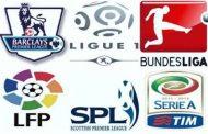 البطولات الأوروبية في كرة القدم : ريال مدريد يبتعد في الصدارة وتعادل برشلونة وخسارة اشبيلية