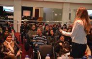 استمرار دوارات تأهيل كوادر بكرا إلنا في نادي المحافظة (عزف –غناء- كورال)