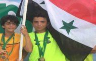 السوري العظمة والأردني شلباية يتوجان بلقب منافسات الزوجي في الأسبوع الثاني من بطولة آسيا لكرة المضرب