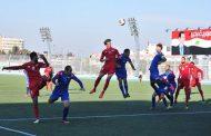 فوز المحافظة على الوثبة في الجولة السابعة من الدوري الممتاز بكرة القدم