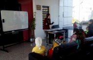 نشاطات عديدة لأطفال مركز ال SOS اليوم في نادي المحافظة