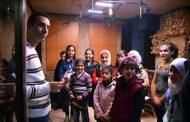 زيارة مهمة ومفيدة لأطفال بكرا إلنا في مركز المتنبي تعلموا فيها كل ما يتعلق بالعمل الإذاعي