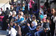 عروض مميزة لأطفال بكرا إلنا في مركز الشهيد محمود مصطفى بحضور الأهالي