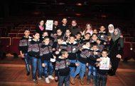 زيارة مفيدة لأطفال الموسيقى في مركز الإسعاف الخيري إلى دار الأوبرا