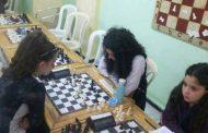 بالتوفيق لسيدات المحافظة بالشطرنج في بطولة الجمهورية