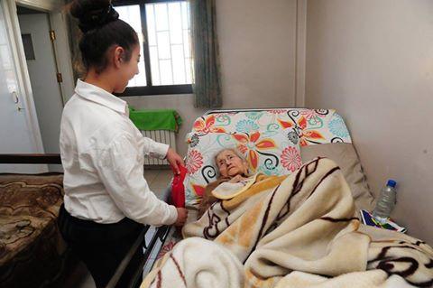 زيارة مهمة لأطفال مركز زينب فواز لدير القديس مار بولس لرعاية الأيتام وإيواء المسنين