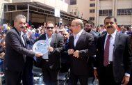 مهرجان احتفالي لأطفال بكرا إلنا في مركز 17 نيسان بضاحية الأسد