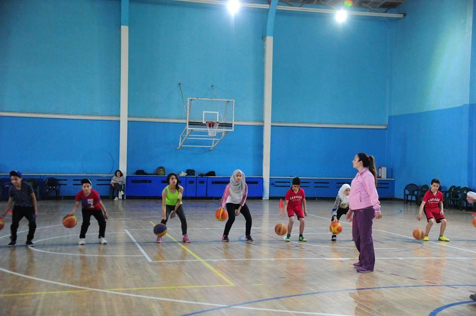 مهارات ومواهب في تقييم كرة السلة