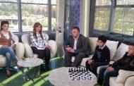 شطرنج بكرا إلنا على الفضائية السورية