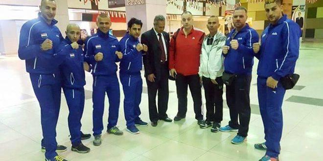 9 ميداليات بينها ذهبيتان لمنتخب سورية للكيك بوكسينغ ببطولة آسيا في تركمانستان
