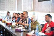 في اجتماعه مع كوادر التنظيم والادارة..السباعي:تبدأ الدورات لجميع الاختصاصات في شهر رمضان المقبل