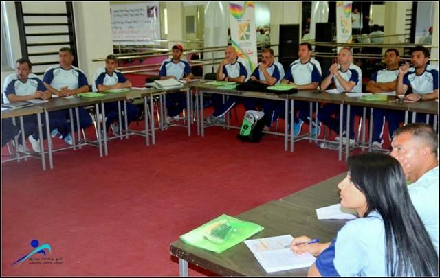 استضافة ناجحة من نادي المحافظة للدورة الآسيوية لمدربي كرة القدم