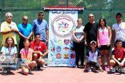 حضور لافت لأبطال نادي المحافظة و مشروع بكرا إلنا في دورة دمشق الرياضية