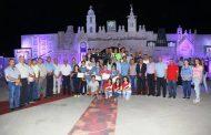 ختام فعاليات الأولمبياد الوطني الثالث للناشئين والناشئات في نادي المحافظة