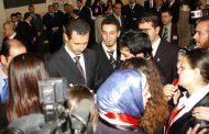 استقبال السيد الرئيس بشار الأسد للرياضيين والأبطال قيمة عليا تكرّست في الحياة الرياضية