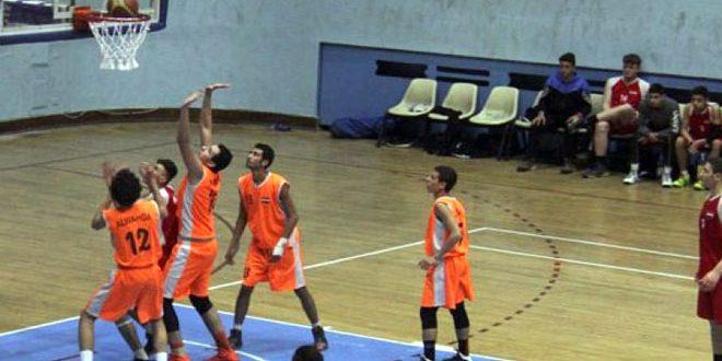 اتحاد كرة السلة يفتتح موسمه الجديد بدوري الناشئين