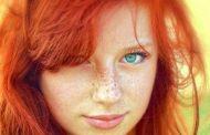 لماذا بعض الناس شعرهم أحمر؟