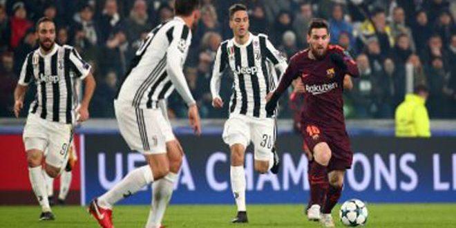 برشلونة يتأهل لدور الستة عشر بدوري أبطال أوروبا
