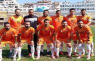 الوحدة في مواجهة الوثبة بالدوري الممتاز لكرة القدم