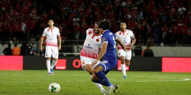 الوداد المغربي يتوج بطلا لإفريقيا للمرة الثانية في تاريخه بفوزه على الأهلي المصري