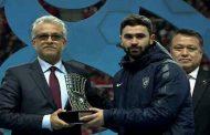 عمر خريبين يتوج رسمياً بلقب هداف دوري أبطال آسيا