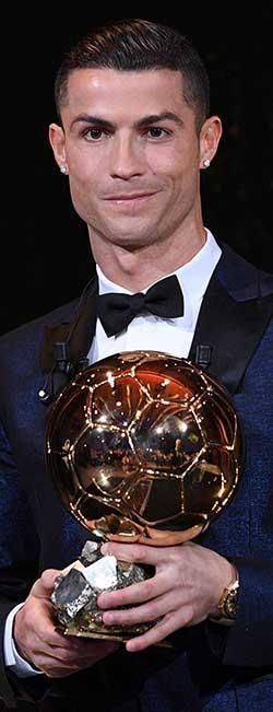 الكرة الذهبية لملك اللحظات الماسية