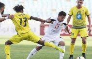 فريق الجيش يتعادل مع العهد اللبناني في كأس الاتحاد الآسيوي لكرة القدم
