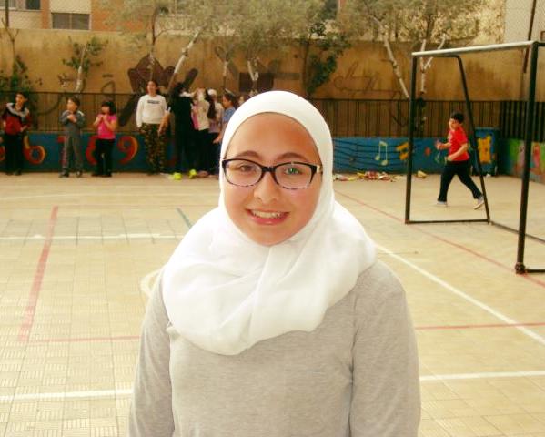 اللاعبة (سيدرة عبد النبي): أعشق كرة السلّة... ومشروع بكرا إلنا صقل موهبتي..
