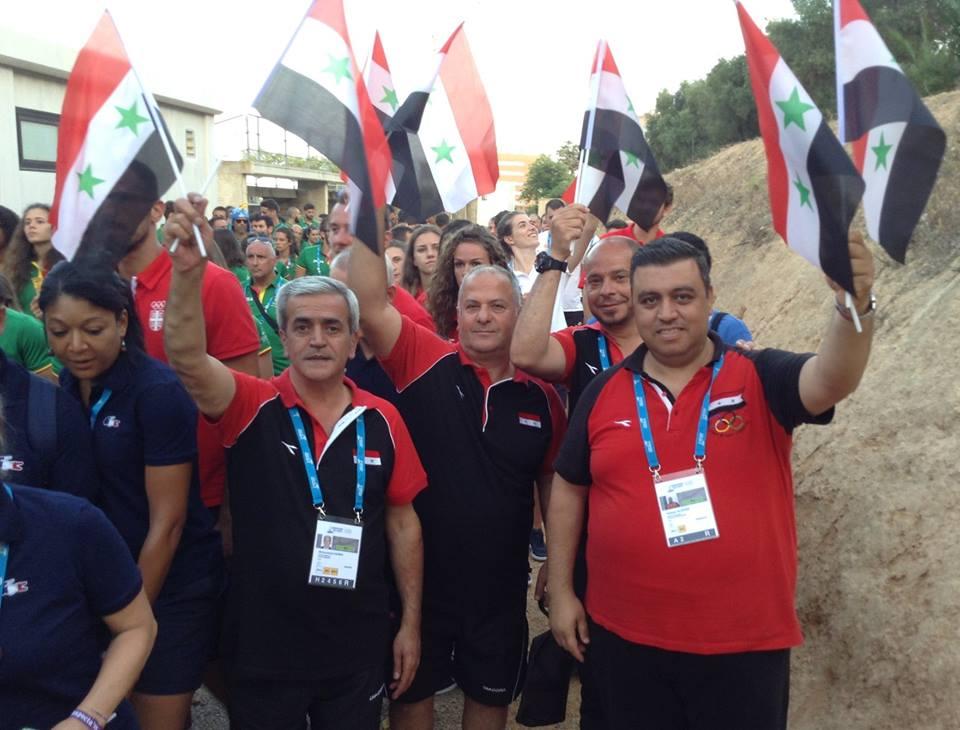 كرنفال احتفالي في ختام دورة ألعاب البحر المتوسط