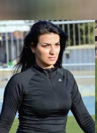 مها جنود مساعد مدرب رجال نادي المحافظة: كرة القدم لم تعد حكراً على الرجال ولا بد من منهج يواكب الكرة الحديثة
