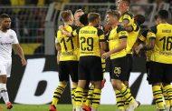 دورتموند يتغلب على فرانكفورت في الدوري الألماني