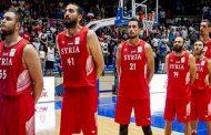 منتخب سورية بكرة السلة للرجال في مواجهة صعبة مع منتخب كوريا الجنوبية في تصفيات كأس العالم