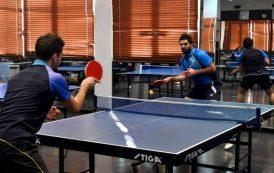 المركز الثالث لرجال المحافظة في بطولة أندية سورية لكرة الطاولة