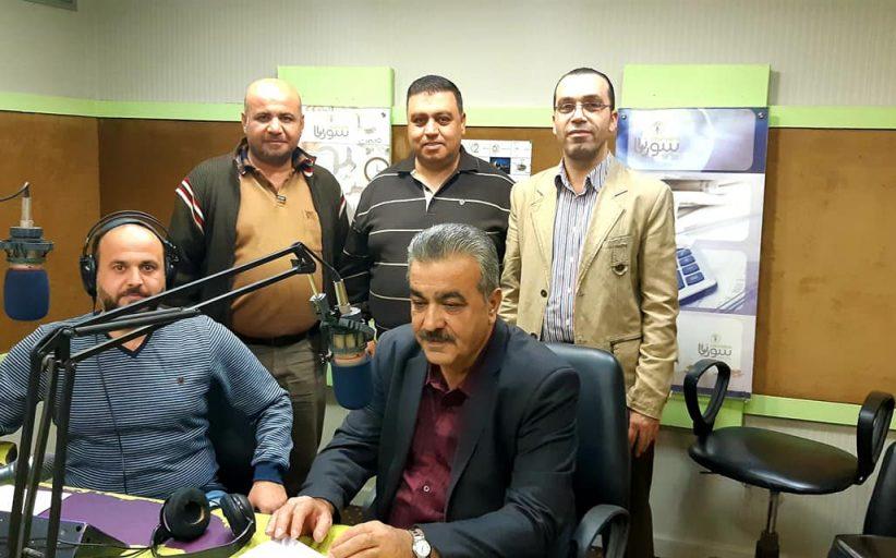 السيد محمد السباعي رئيس نادي المحافظة ل (سوريانا أف أم): لايمكن للنادي أن يبني لعبة لوحده وهذه رسالتي لاتحاد كرة القدم