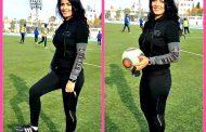 مها جنود ضيفة برنامج (الرياضة السورية) على #إذاعة_وقناة_سوريانا_أف_أم