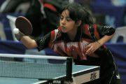هند ظاظا لاعبة كرة الطاولة موهبة صغيرة بألقاب كبيرة