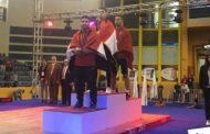 لاعبو أثقال المحافظة بارعون في حصد ميداليات المحافل الدولية
