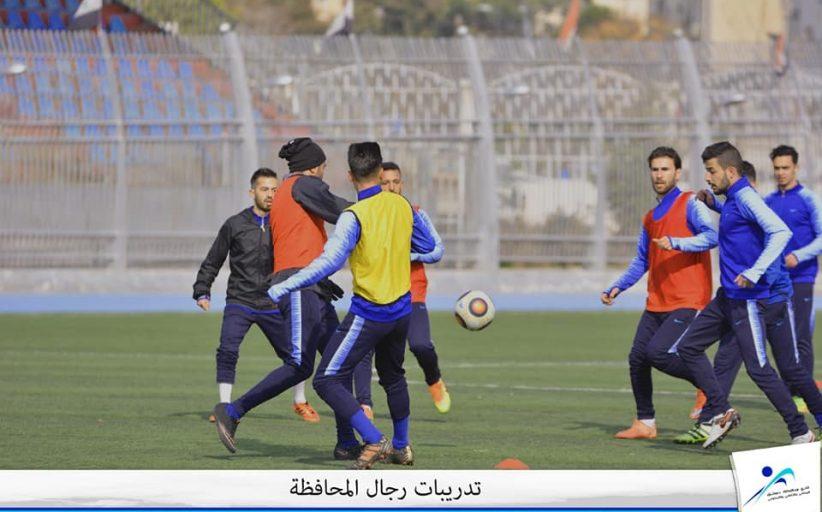 رجال المحافظة يتأهّبون للتجمع النهائيّ.. دحلة: