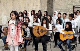 أطفال مركز (ابن سينا) تجمعهم الموهبة والإبداع