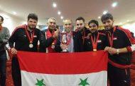 (قونية لي) يحرز فضيّة العرب بالشطرنج