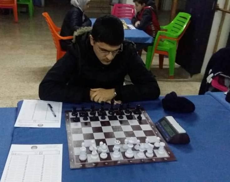 الرنجوسي إلى نهائيات بطولة الجمهوريّة للرجال بالشطرنج