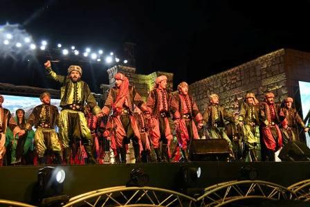 دمشــق تعبق أصالةً وتراثاً في مهرجان الشام الدولي للجواد العربيّ