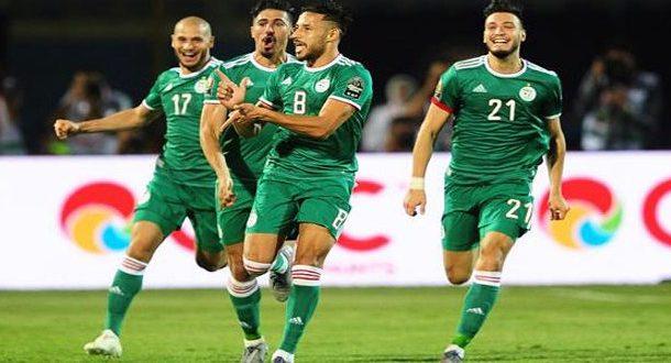 المنتخب الجزائري يهزم نظيره السنغالي ويتأهل لدور الستة عشر في بطولة أفريقيا