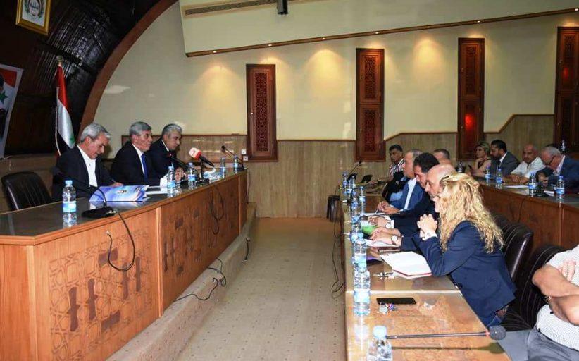 المجلس المركزي للاتحاد الرياضي يقر مواعيد المؤتمرات الانتخابية للدورة العاشرة
