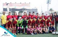 سيّدات المحافظة بكرة القدم: بداية قويّة في الإياب