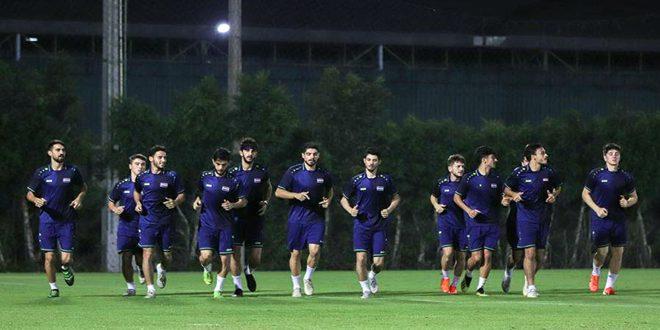 الأولمبي السوري يواجه نظيره الياباني غدا في الجولة الثانية للنهائيات الآسيوية